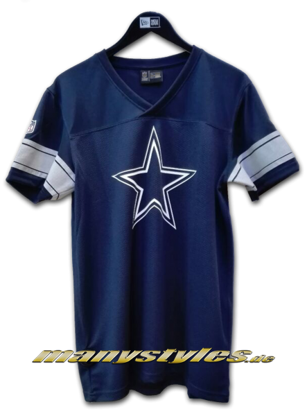 Dallas Cowboys NFL Team Jersey Navy OTC Team Color von New Era