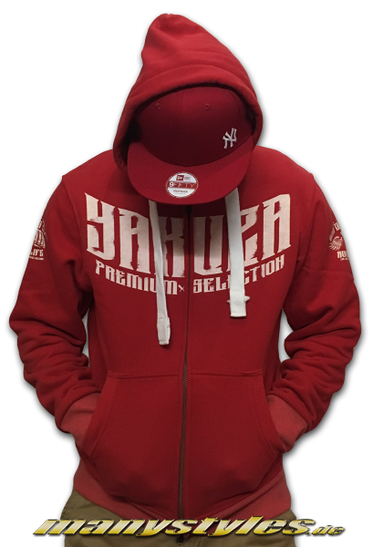 Yakuza Premium Rudelife Selection Hooded Jacket