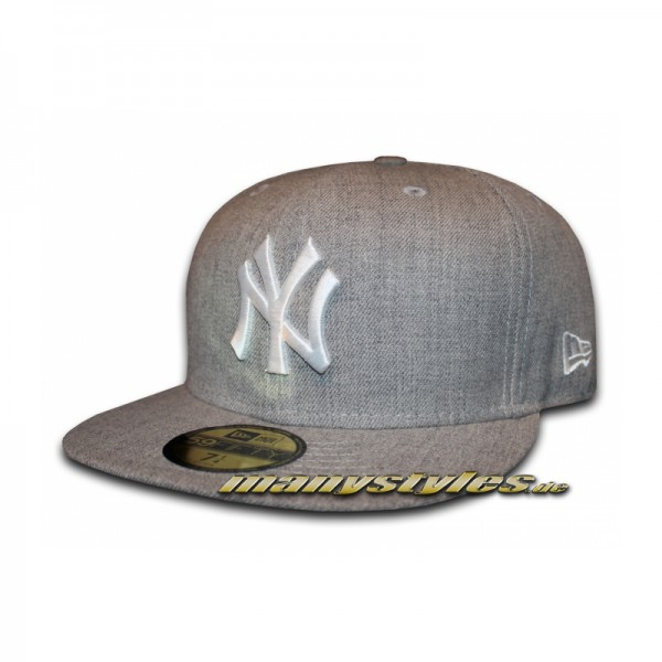 NY Yankees 59FIFTY MLB Basic Chambrak Cap