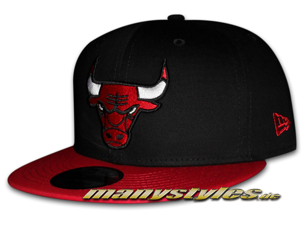 Chicago Bulls NBA Snapback Caps Black Base OTC