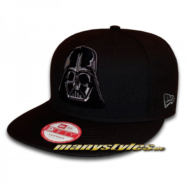 Star Wars Licensed 9FIFTY Star Wars Basic Snapback Cap Darth Vader