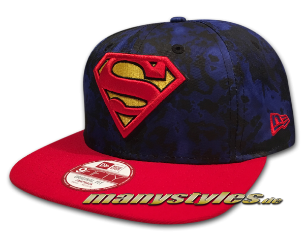 Superman DC Comic 9FIFTY Snapback Cap Hero Slick OTC