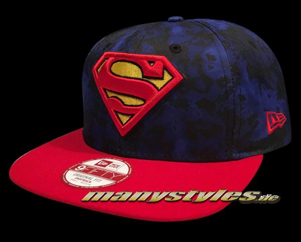 Superman DC Comic 9FIFTY Snapback Cap Hero Slick OTC