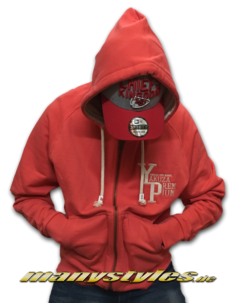 Yakuza Women Premium Hood Hooded