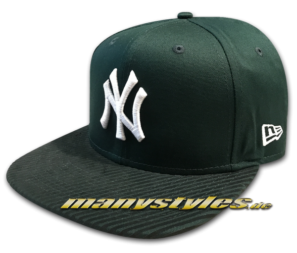 NY Yankees MLB 9FIFTY Flock Vize Snapback Cap