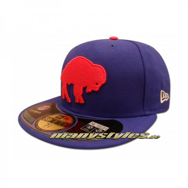 Buffalo Bills NFL on field authentic Classic Logo Cap
