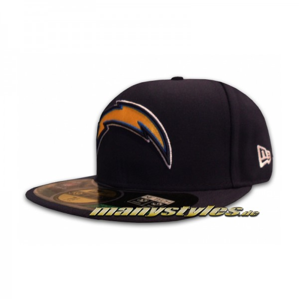 San Diego Chargers NFL official Game on field Cap
