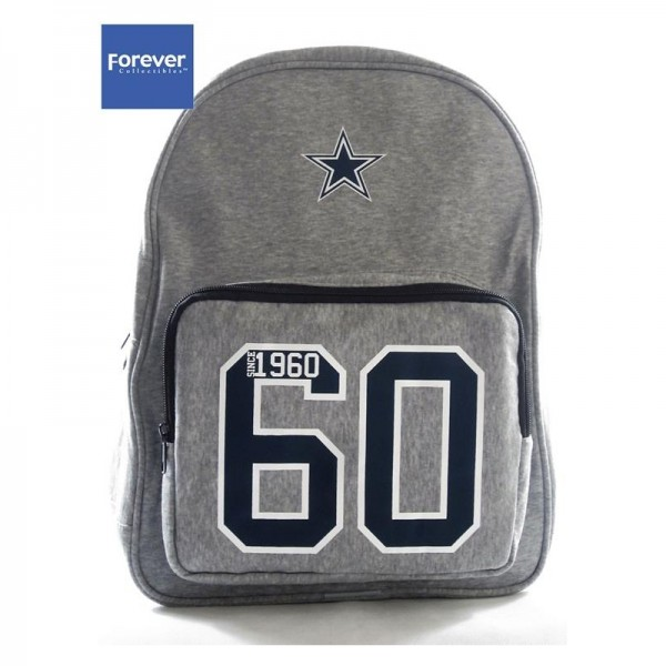 Dallas Cowboys NFL Team Backpack Grey