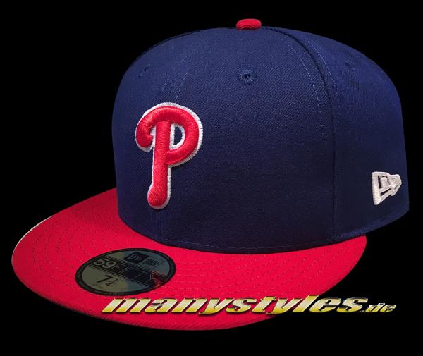 Philadelphia Phillies MLB 59FIFTY Authentic on field Performance Cap Alternate