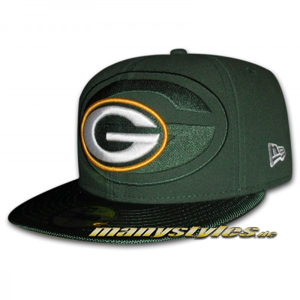 Greenbay Packers 59FIFTY NFL authentic Sideline Cap