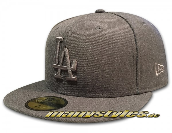 LA Dodgers 59FIFTY MLB H Pack Cap von New Era frontside