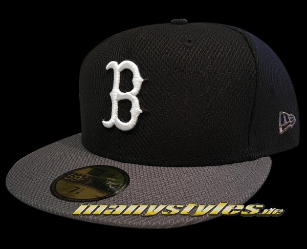 Boston Red Sox 59FIFTY MLB Diamond Era Season DE Cap von New Era