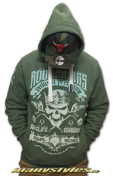 Yakuza Premium Bad Guardians Hooded Sweater