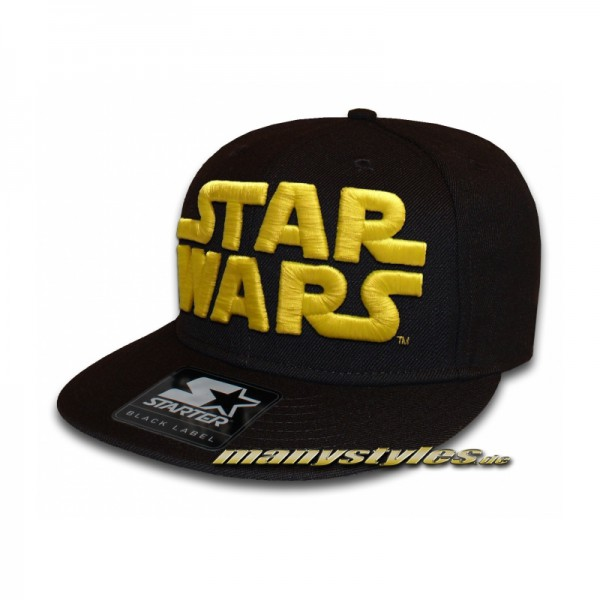 Star Wars Licensed Black Label exclusive Ultimate edition Snapback Cap
