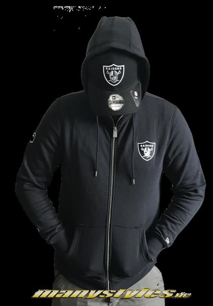 New Era Oakrai Team Apparel Zip Hooded New Era