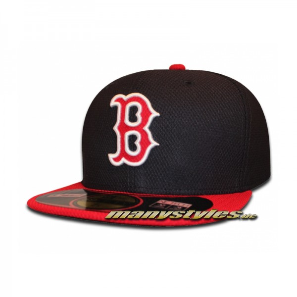 Boston Red Sox 59FIFTY MLB Performance Cap Diamond Era Series Authentic