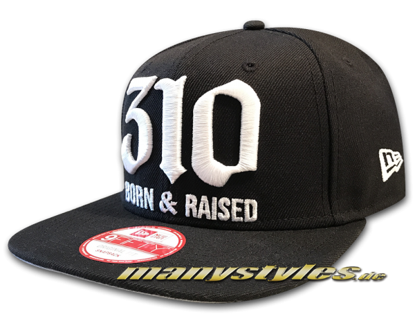 California Republic 310 Born and Raised 9FIFTY Original Fit Snapback