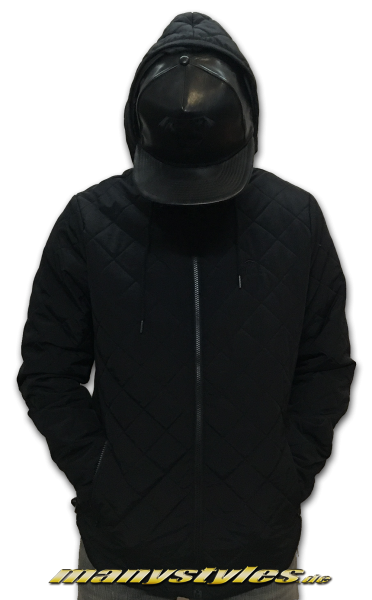 Mahagony Apparel Step on Jacket Black