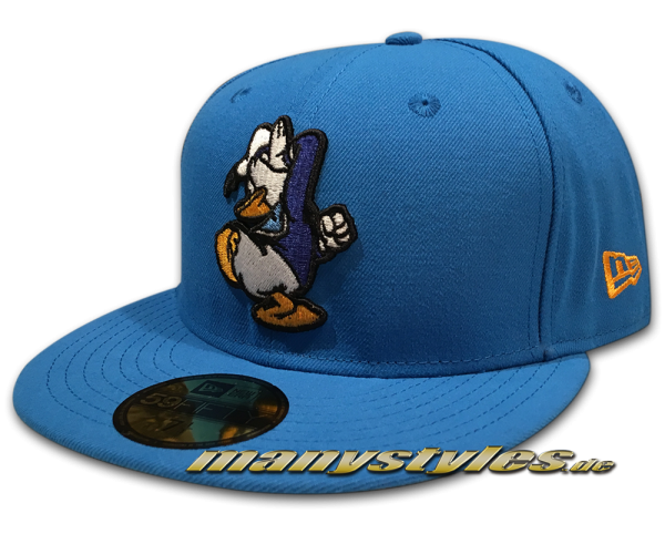 Disney Licensed 59FIFTY Donald Duck Cap Reverse Character Wyb in Blue von New Era