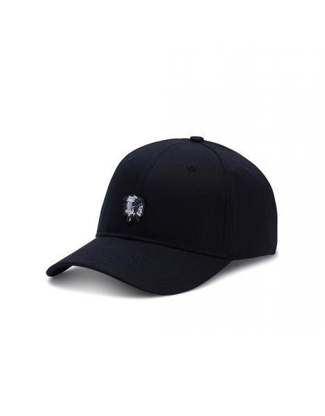 Cayler & Sons Curved Visor Adjustable Cap Freedom Corps Black White